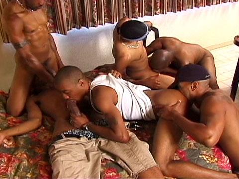 Thug Orgy